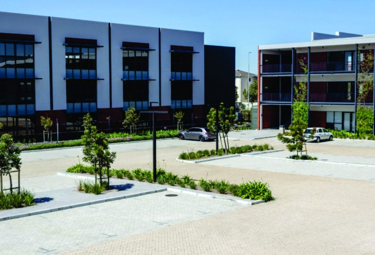 CSC Parking Area
